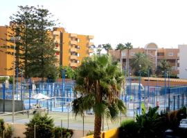 Hotel photo: 2 bedroom apartment L'Ancora in the Arenal Beach