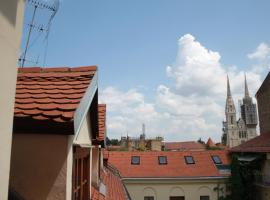 Hotel photo: Apartment Cathedral view