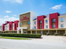 A picture of the hotel: Hawthorn Suites by Wyndham DFW Airport North