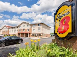 Hotel Photo: Super 8 by Wyndham Akron S/Green/Uniontown OH