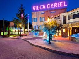 Hotel Photo: Villa Cyriel