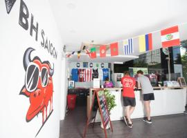 Hotel Photo: Vietnam Backpacker Hostels - Saigon