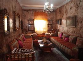 A picture of the hotel: Appartement a casablanca