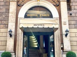 Hotel Photo: Hotel Paris
