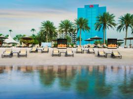 A picture of the hotel: Doha Marriott Hotel