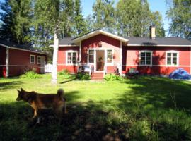 Hotel photo: Holiday House Lapland
