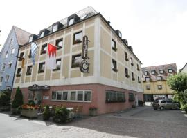 Hotel Deutschmeister Bad Mergentheim 독일