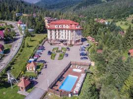 Hotel Photo: Grand Hotel Pylypets