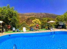 Hotel Photo: Bungalow Camping Trevélez