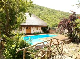A picture of the hotel: Casa din lunca