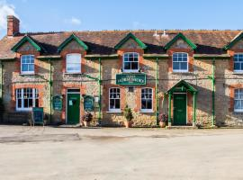 Hotel Photo: Three Horseshoes Inn