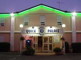 Hotel Photo: Quick Palace Auxerre