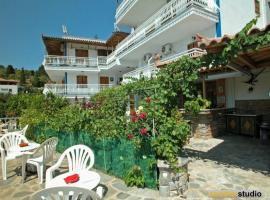 Efi Panorama Skopelos Town Greece