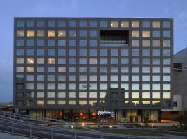 Hotel photo: Radisson Blu Hotel, Zurich Airport