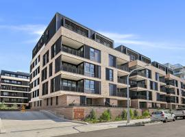 Hotel photo: Brand new modern apartment in Leichhardt close to CBD