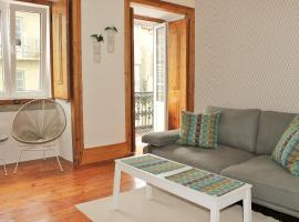 酒店照片: Bright and charming apartment in historic centre