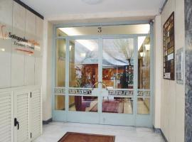 A picture of the hotel: luxury apartment center athens (wifi)