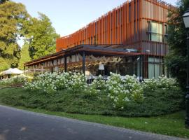 A picture of the hotel: Park Boutique Hotel