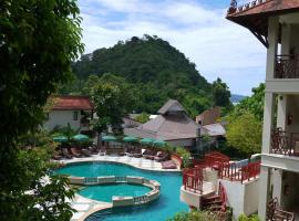 Hotel Photo: Anyavee Ao Nang Bay Resort