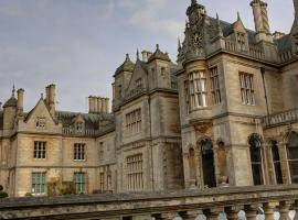Hotel Photo: Stoke Rochford Hall, BW Premier Collection