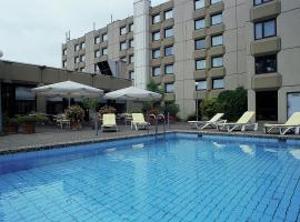 Hotel near  Tegel  airport:  Mercure Airport Hotel Berlin Tegel