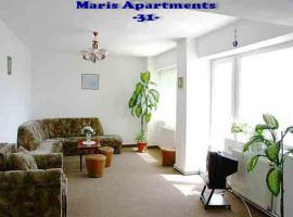 Hotel near Brasov: Maris Apartments