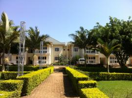 A picture of the hotel: Hotel Alvers