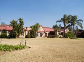 Hotel photo: FEATHERED GRACE GUEST MANOR & CONFERENCE CENTRE