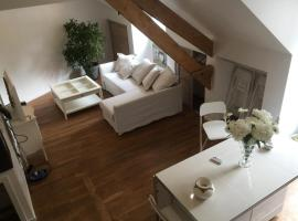 Hotel near Cergy-Pontoise