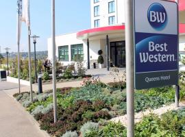 Hotel Photo: Best Western Queens Hotel Pforzheim-Niefern