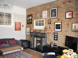 A picture of the hotel: 2 Bedroom Flat Next To Hove Seafront