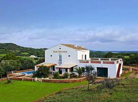 Hotel photo: Finca Son Servera Menorca