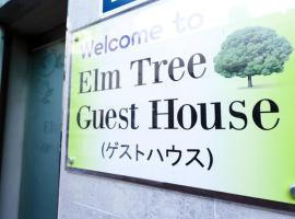 Elm Tree Guesthouse Myeongdong Seoul South Korea