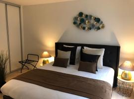 Hotel photo: Appartement Le Lido City Mons