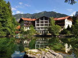 Hotel am Badersee Grainau Germany