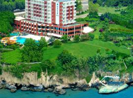 Hotel near Antalya airport : Nazar Beach Hotel