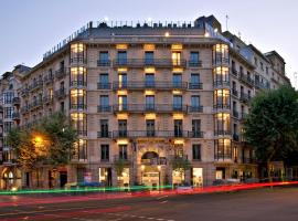Hotel near Barcelone