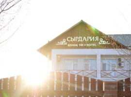 A picture of the hotel: Hotel Sirdaria