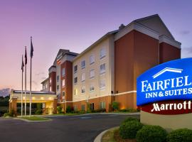 Hotel Photo: Fairfield Inn and Suites Cleveland