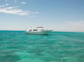 Hotel near Hurghada Intl airport : Red Sea Boatcharter
