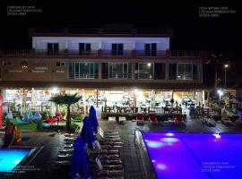 Hotel photo: Long beach, Famagusta, Aqua 7-2