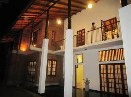 A picture of the hotel: Ceylon Hostel Colombo International Airport