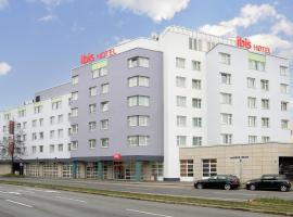 A picture of the hotel: ibis Nürnberg City am Plärrer