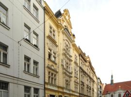 Adalbert Apartments Prague Czech Republic