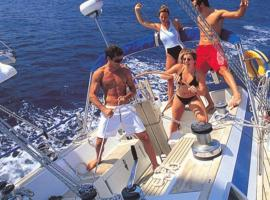 Hotel Photo: Sailing on a private acht Bavaria 44 with captan