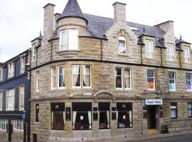 Royal Hotel Fraserburgh United Kingdom