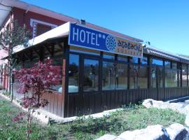 Hotel Photo: Hotel Azabache Susierra