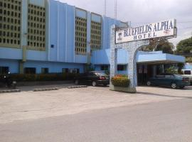 Bluefields Alpha Hotel Angeles Philippines