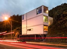 Hotel Photo: The Wellington Container House