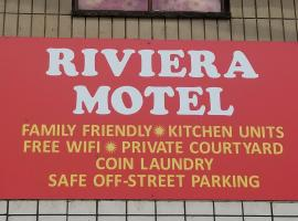 Hotel Photo: Riviera Motel